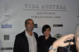 Guillermo Lopez y Sonia Giordani