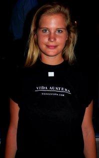camiseta Vida Austera