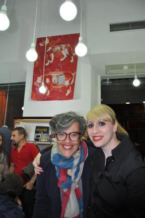 Eva del Cuero & Rosa Veloso