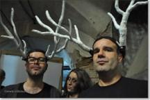 Luis Landeira , Cris S Lluc y Guillermo Lopez