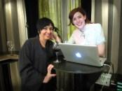 Brianda DJ & la decoradora Estrella Sarmiento