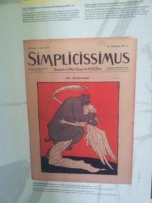 simplicissimus vidaaustera.com revista nazi alemania