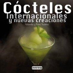 Cóctelers Internacionales y nuevas creaciones , portada libro