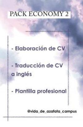 Curriculum para azafata de vuelo