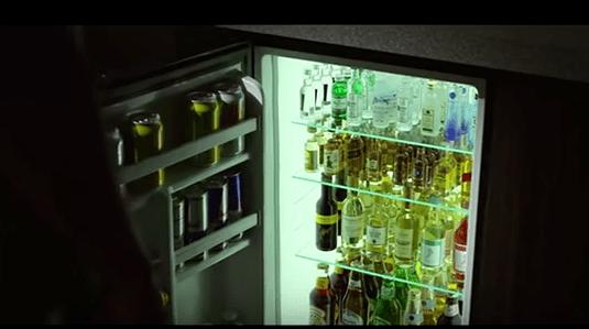 El último trago