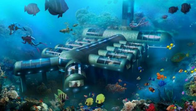 Así será el primer hotel que es una nave submarina – BBC Mundo