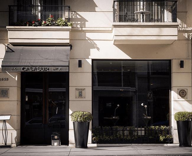 Mi Buenos Aires querido: CasaSur Recoleta