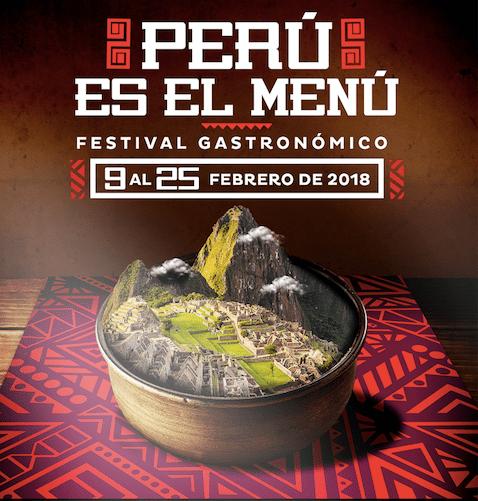 Maestra y cocinera en Perú es el menú