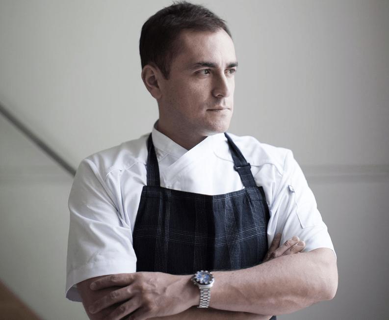 Maycoll Calderón: cocina «honesta» en San Valentín