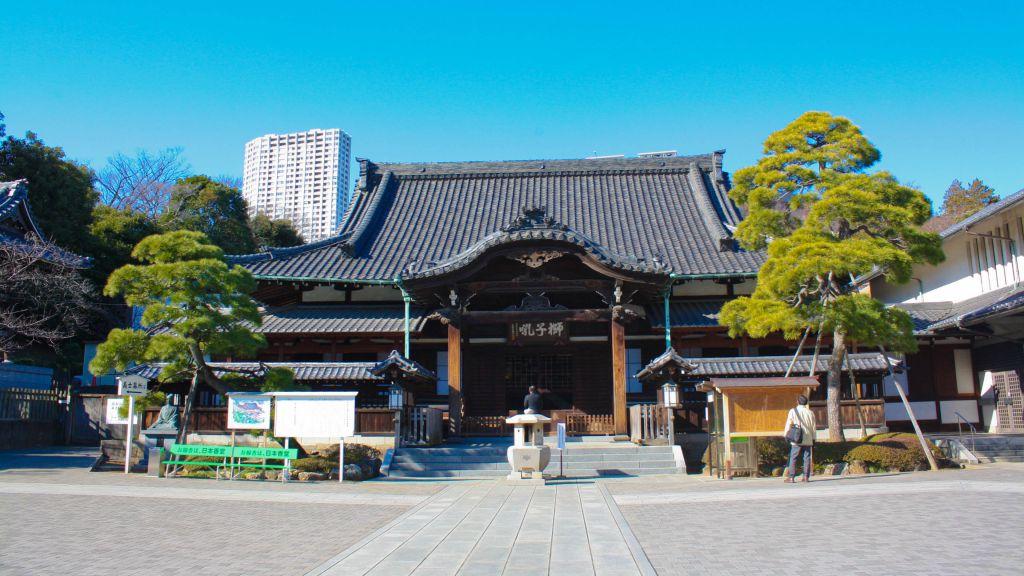 Sengakuji-Temple