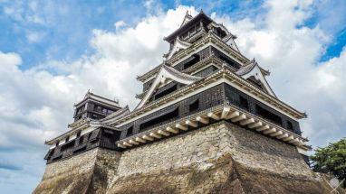Japão Castelo de Kumamoto