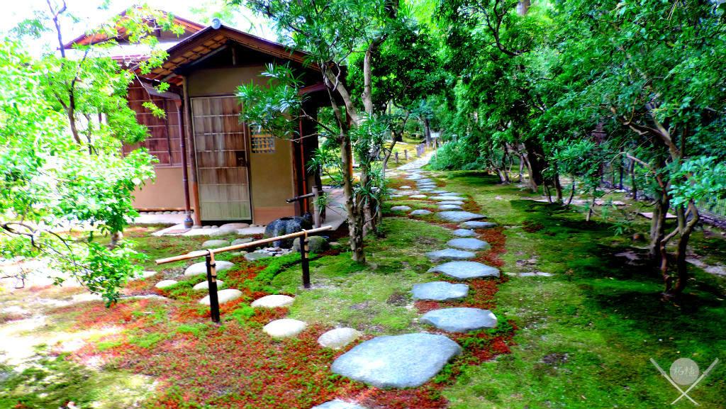 Nara Isuien Garden caminho