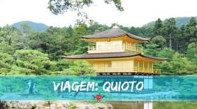 Descubra Quioto: a cidade dos mais de 1600 templos