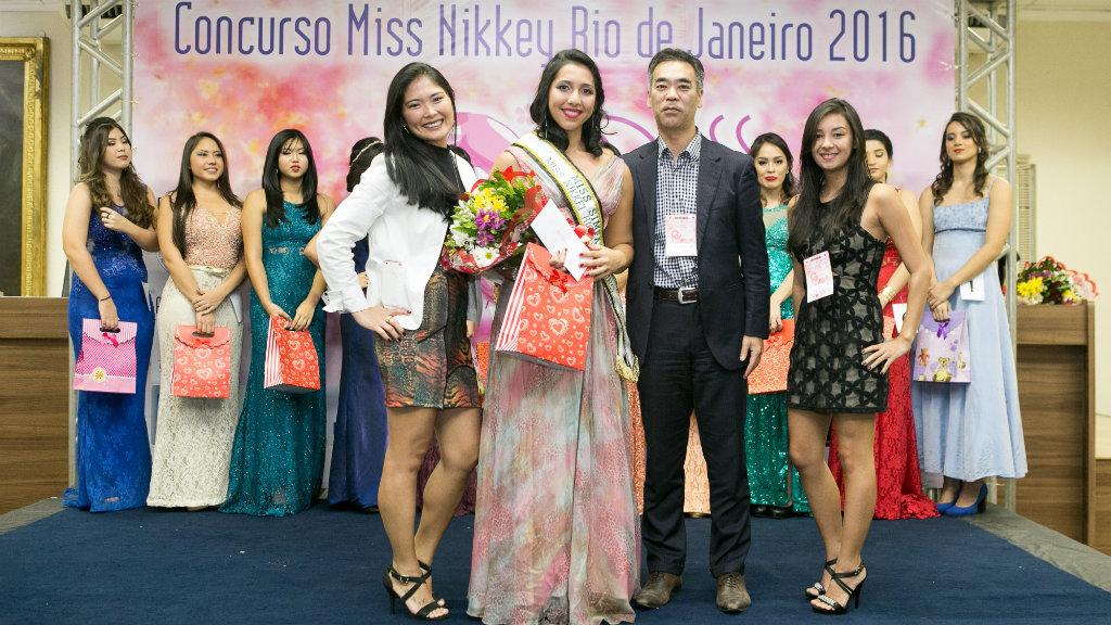 Miss Nikkey Miss Simpatia