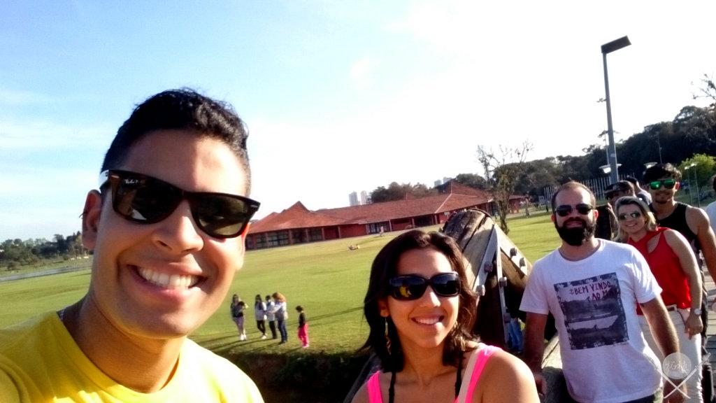 Corrida de Obstáculos - Equipe Eu te incentivo braves Curitiba