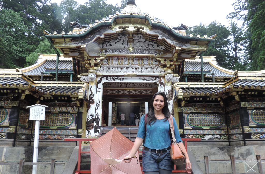 Nikko Toshogu Tsuge