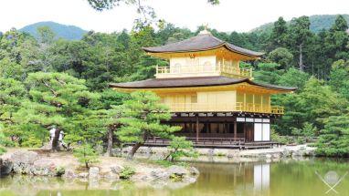Japan Kyoto kinkakuji