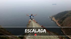 Escalada: adrenalina pura! Arrisque-se nesse esporte com segurança