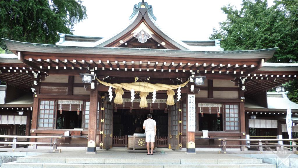 kumamoto - suizenji oração