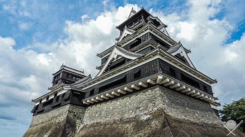 kumamoto - castelo featured