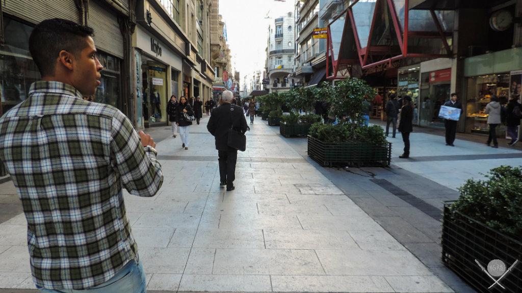 Buenos Aires - Calle Florida