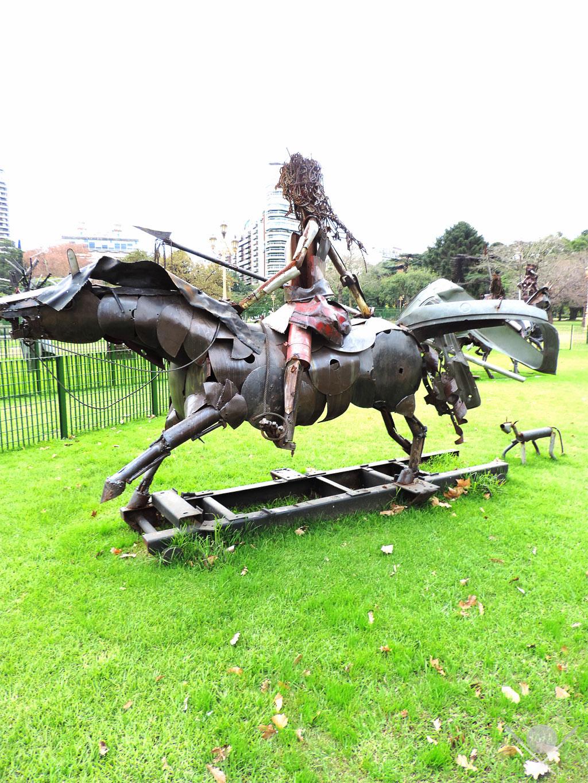 Buenos Aires - Exposição Plaza Gran Bourg 2