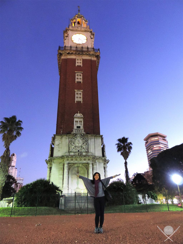 Buenos Aires - Torre de los Ingleses