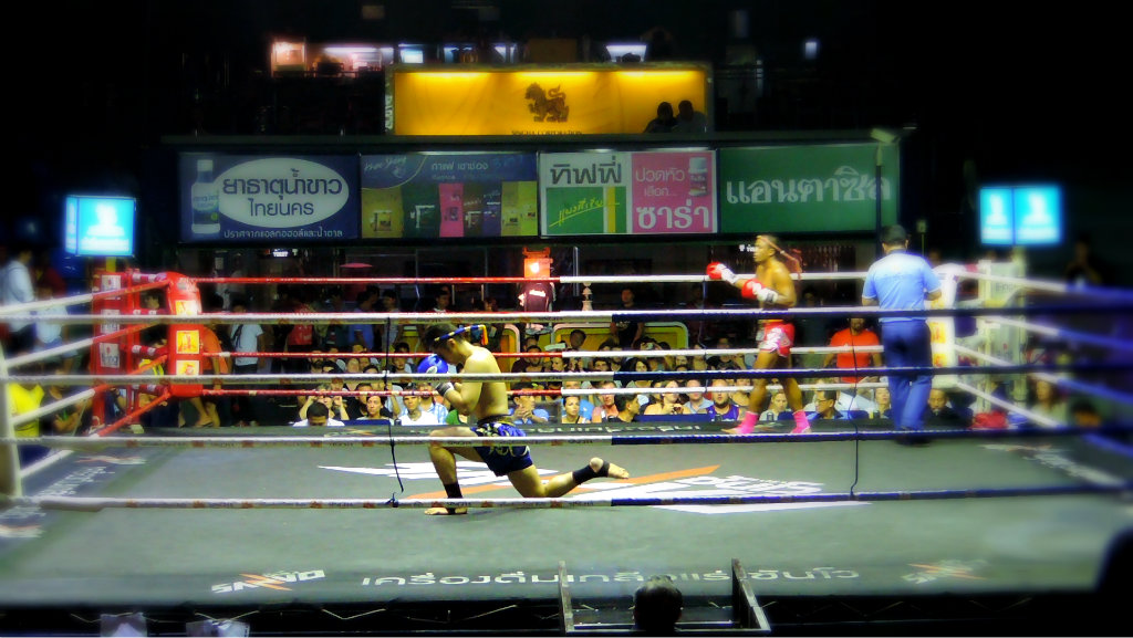 Ásia Trip - Muay Thai Viagem VDT