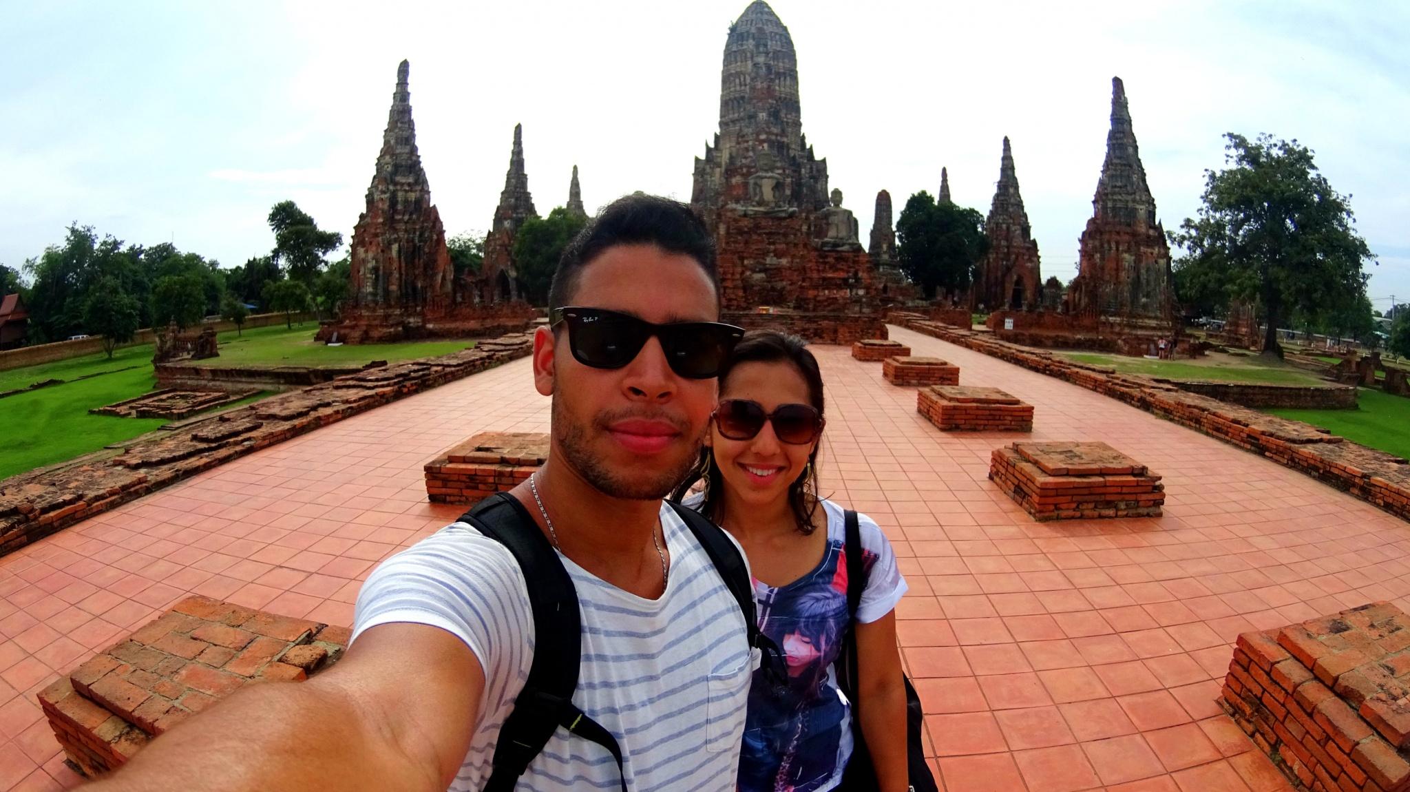 Thailand Ayutthaya Featured Vida de Tsuge VDT
