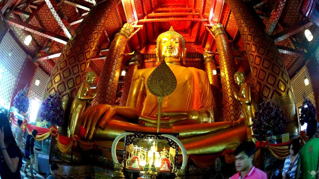 Thailand Ayutthaya Templo 2 Vida de Tsuge VDT 1024x576