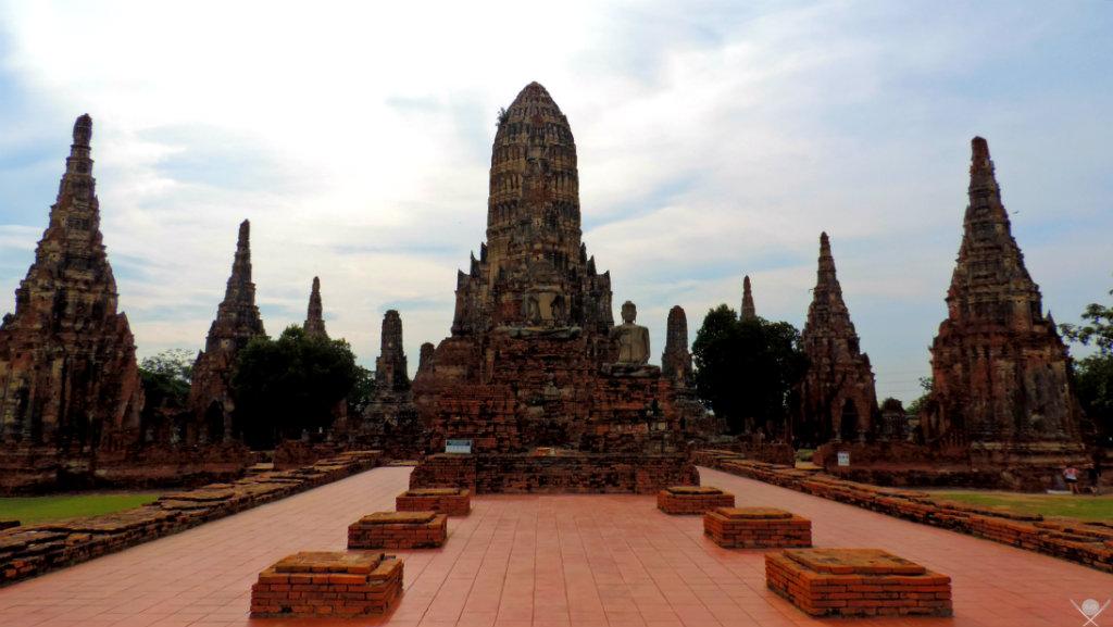 Thailand Ayutthaya Wat Chai Wattanaram Vida de Tsuge VDT 1024x576