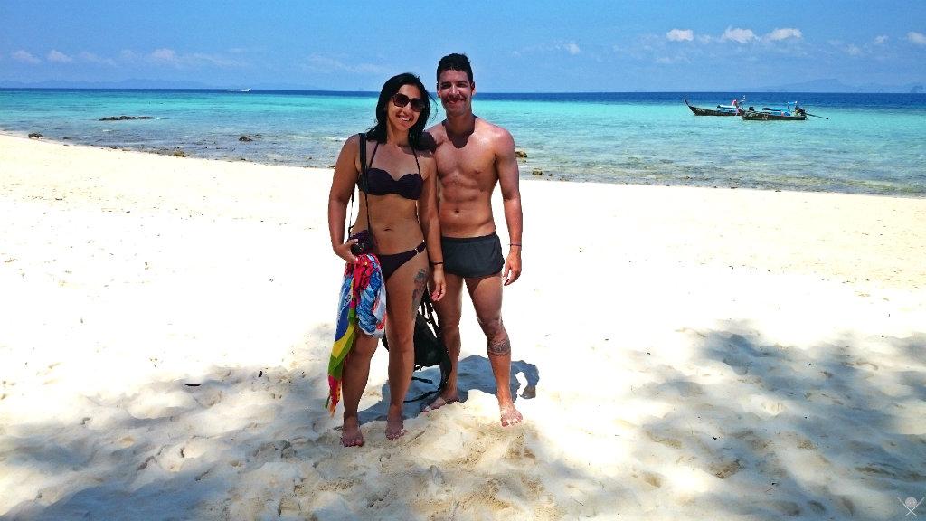 Thailand - Koh Phi Phi - Augusto e Marina Bamboo Island - Vida de Tsuge - VDT - 1024x576