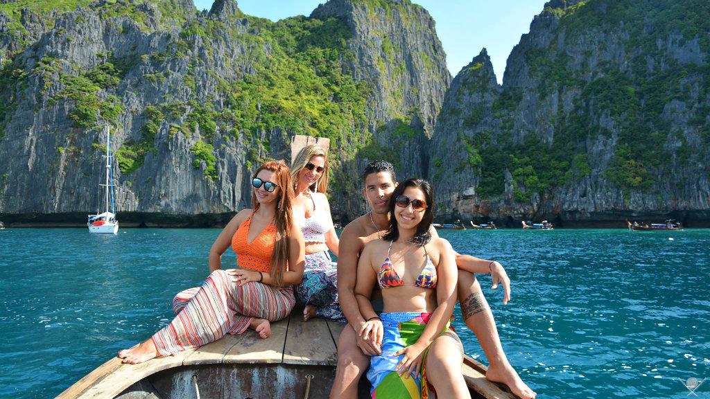 Thailand - Koh Phi Phi - Tour Maya Bay - Vida de Tsuge - VDT - 1024x576