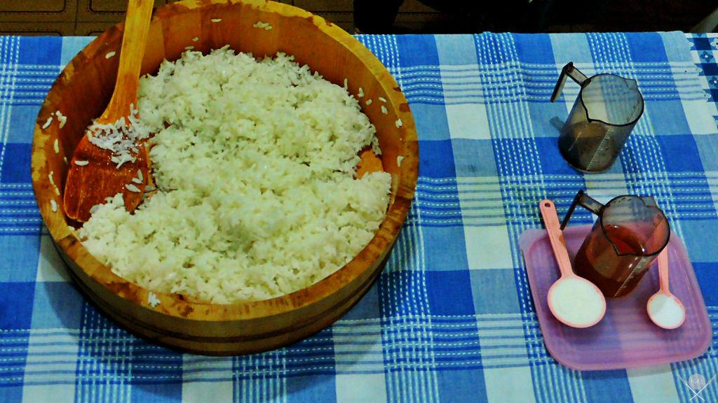 Arroz de Sushi - Ingredientes - Sabedoria Oriental - Vida de Tsuge - VDT
