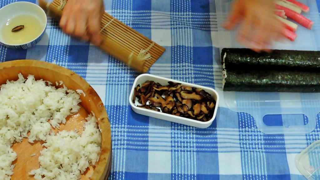 Arroz de Sushi - Sushi - Sabedoria Oriental - Vida de Tsuge - VDT