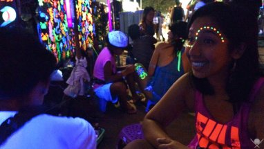 Thailand - Koh Phangan - Full Moon Party - Fluorescente - Viagens - Vida de Tsuge - VDT