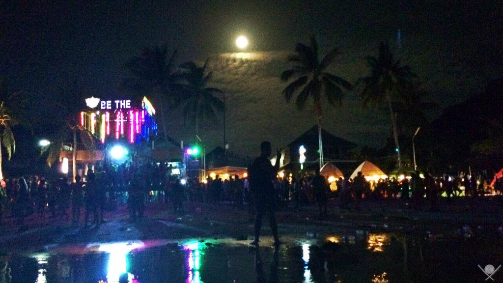 Thailand - Koh Phangan - Full Moon Party - Full Moon Party - Viagens - Vida de Tsuge - VDT