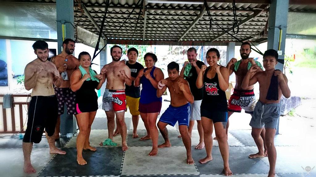 Thailand - Koh Tao - Muay Thai - Viagens - Vida de Tsuge - VDT