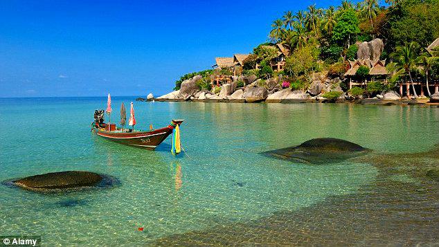 Thailand - Koh Tao - Sairee Beach - Viagens - Vida de Tsuge - VDT