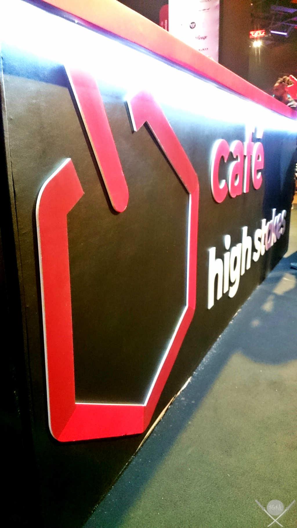 High Stakes Experience - Café - Lifestyle - Sacada Samurai - Vida de Tsuge - VDT