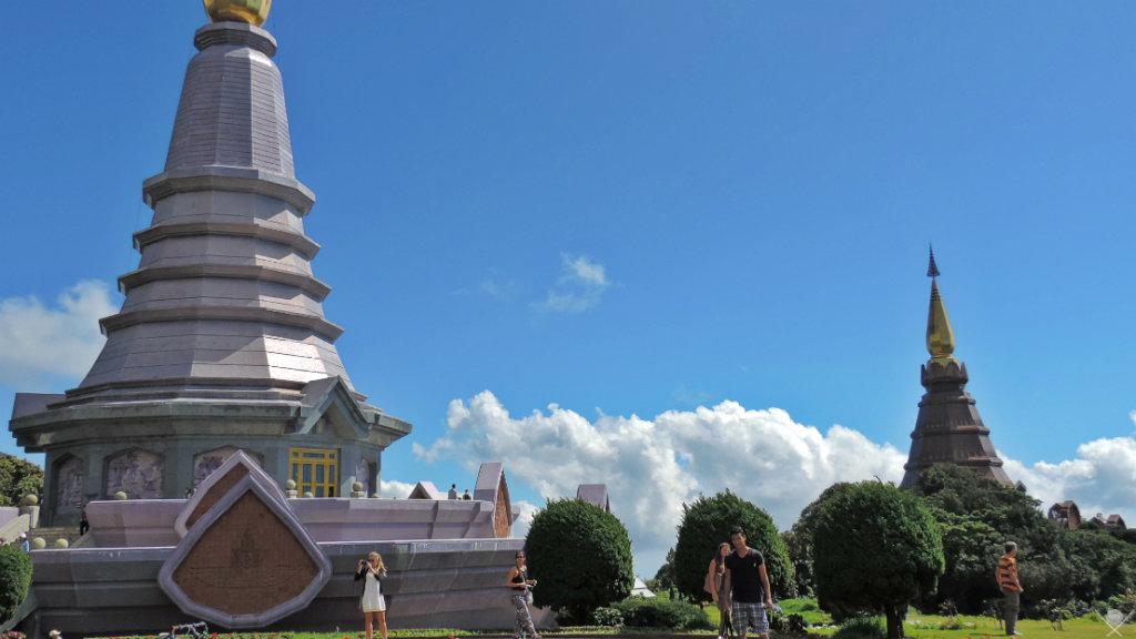 Thailand - Chiang Mai - King Queen Pagoda 2 - Viagens - Vida de Tsuge - VDT