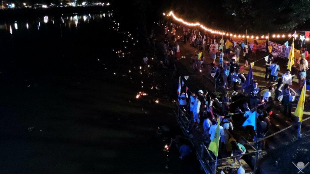 Thailand - Chiang Mai - Lanterna no Rio - Viagens - Vida de Tsuge - VDT