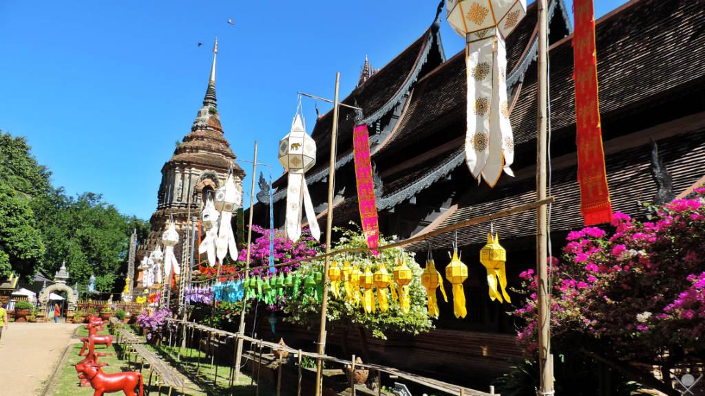 Thailand - Chiang Mai - Wat Lok Molee 1 2 - Viagens - Vida de Tsuge - VDT