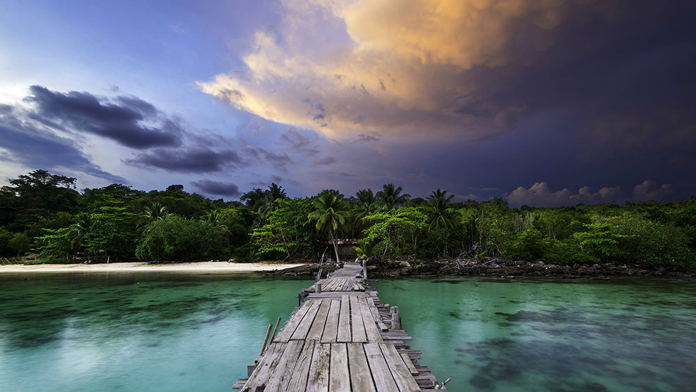 Camboja - Koh Totang Island Cambodia 2 - Viagem - Vida de Tsuge - VDT