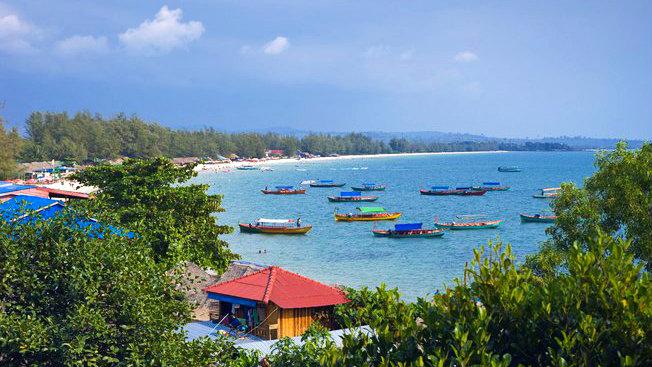 Camboja - Sihanoukville - Viagem - Vida de Tsuge - VDT