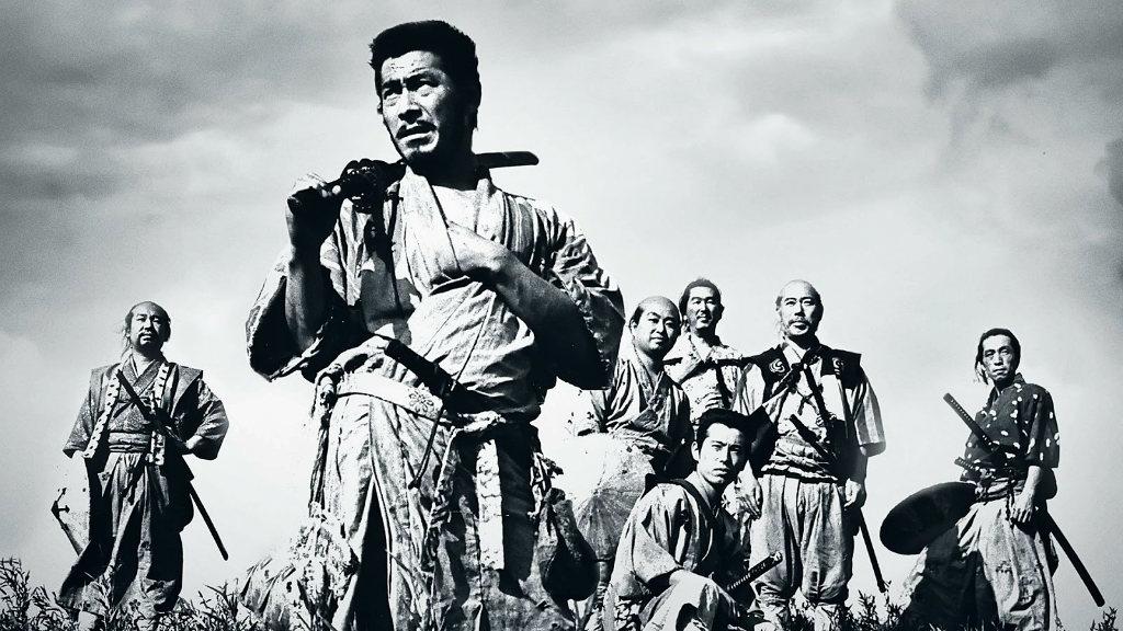 Cinema Japonês - Akira Kurosawa - Os sete samurais - 1954 - Sabedoria Oriental - Vida de Tsuge - VDT