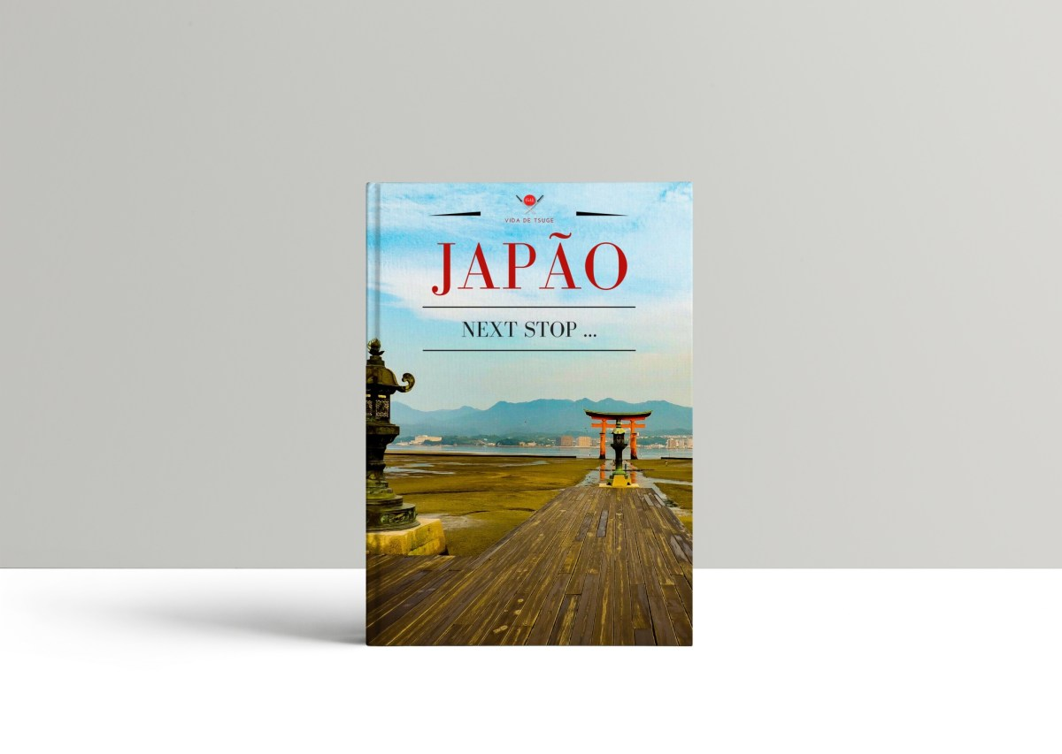 Ebook: Next Stop Japão