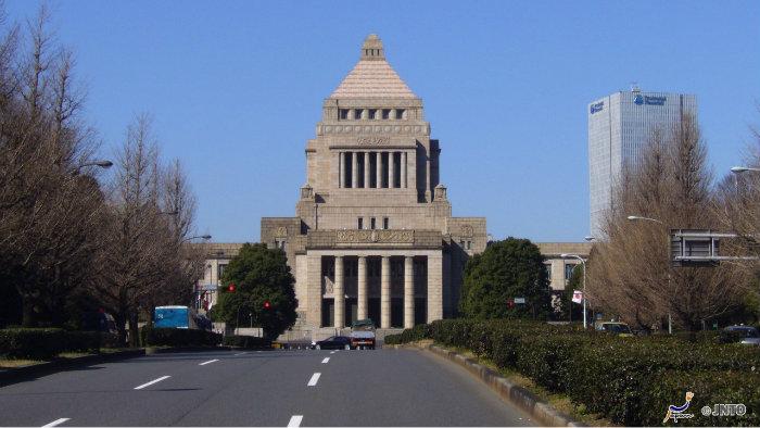 Kokkai Gijido m109073-jnto - Primavera no Japão - Vida de Tsuge