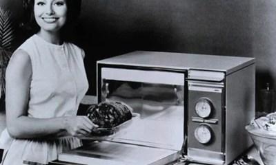 RadaRange, el primer horno microondas