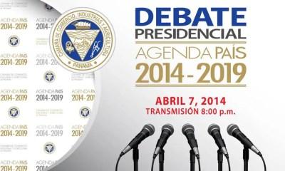 Debate Presidencial CCIAP 2014